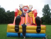 Glijhelling clown